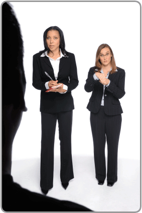 ASL / American Sign Language Interpreters for Portland, Beaverton, Tigard, Gresham, Lake Oswego, Vancouver, Camas, Salmon Creek, Ridgfield, Oregon and Washington Business, Medical, Legal and Educational